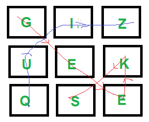 Boggle find all possible words in a board of characters set 1 boggle ccuart Image collections