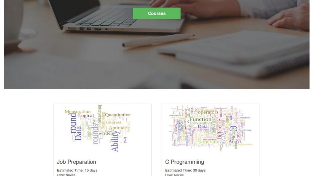 GeeksforGeeks Courses