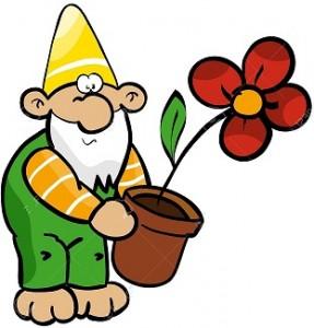 Gnome_Flower_Pot