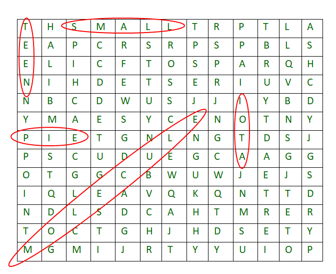 wordsearch(1)