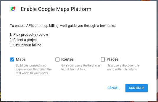 Google Maps in Android - GeeksforGeeks