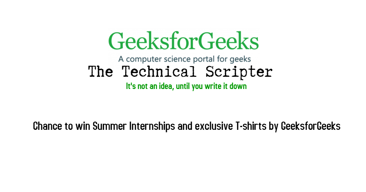 technical-scripter