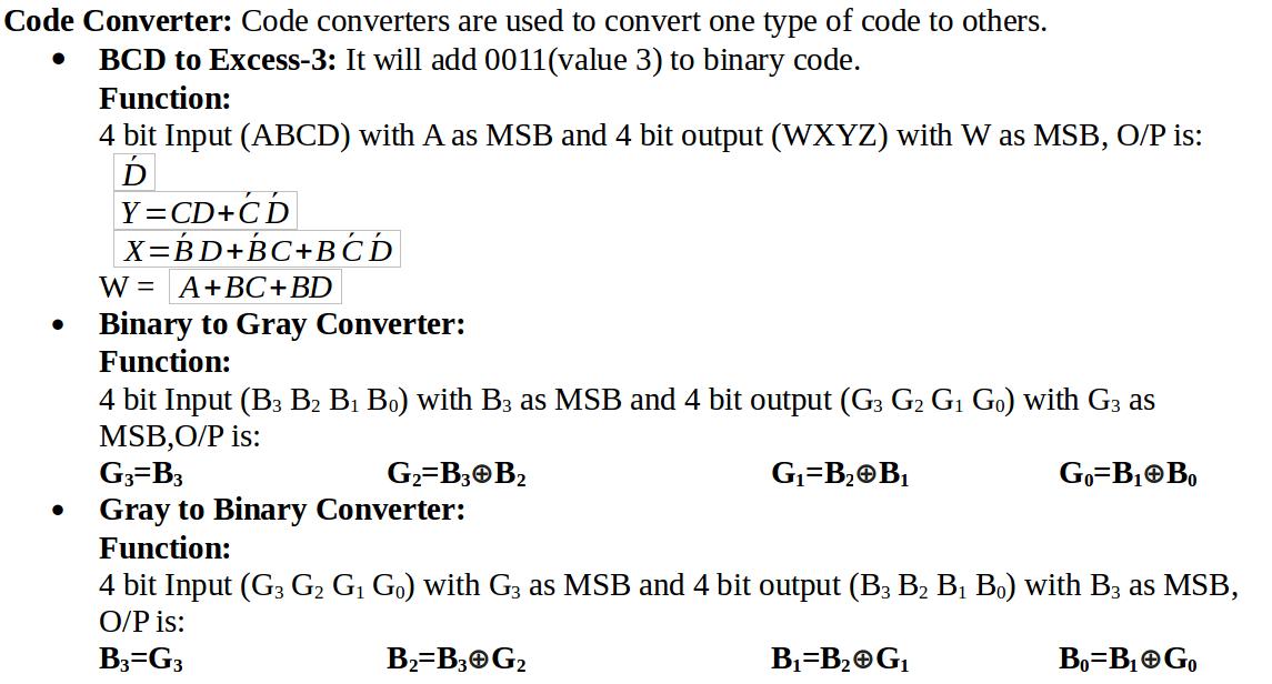 code converter