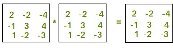 idempotent matrix