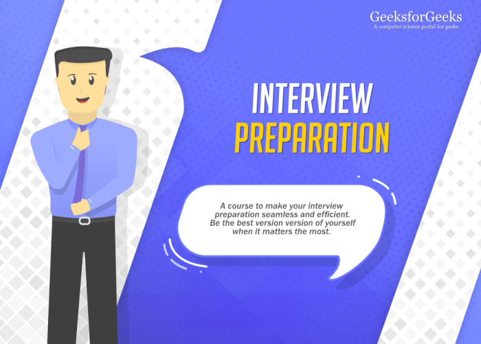 A Must Do Free Interview Preparation Course by GeeksforGeeks