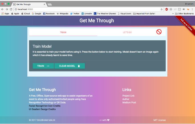 Project Idea | Get Me Through - GeeksforGeeks