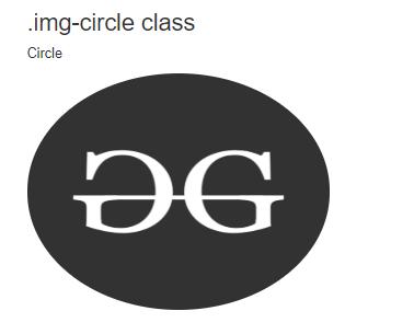 image circle class