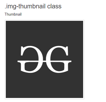 image thumbnail class