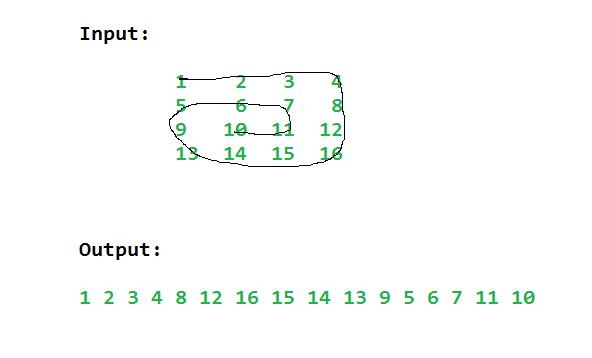 spiral-matrix